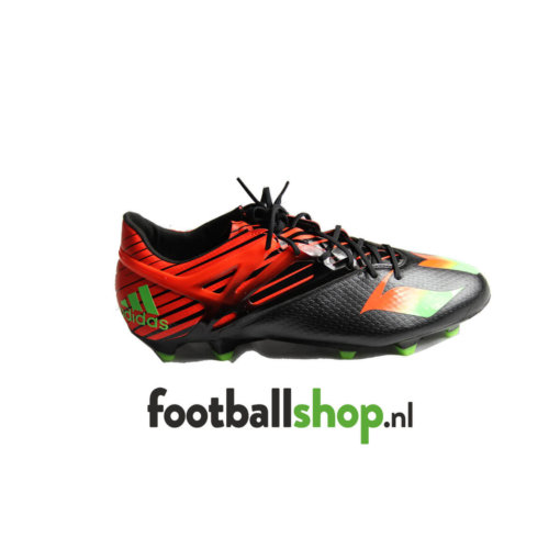 Adidas Messi15.1 FG-AG Core Black Solar Green Solar Red AF4654