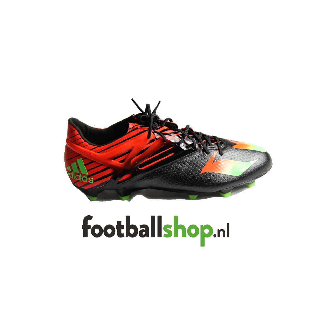 Adidas Messi15.1 FG-AG Core Black Solar Green Solar Red AF4654