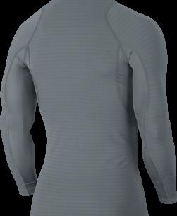 Nike Thermoshirt Pro Warm Top 725031-065 achterkant shirt