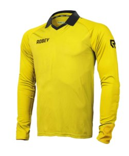 Robey Keepershirt Geel