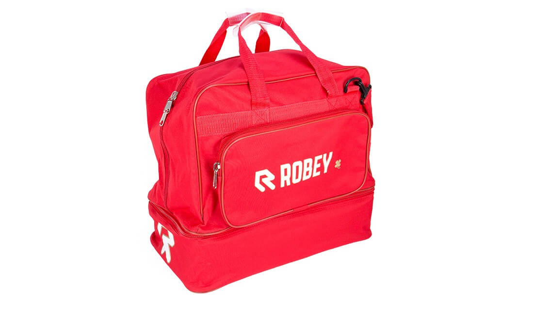 Robey Voetbaltas Rood