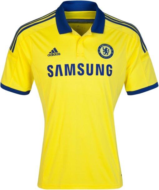 Chelsea Uit Shirt 2014/2015