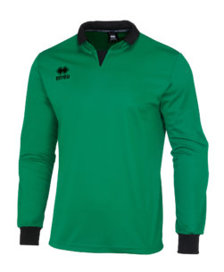 Errea Eloy Goalkeeper Shirt L/S Junior Green