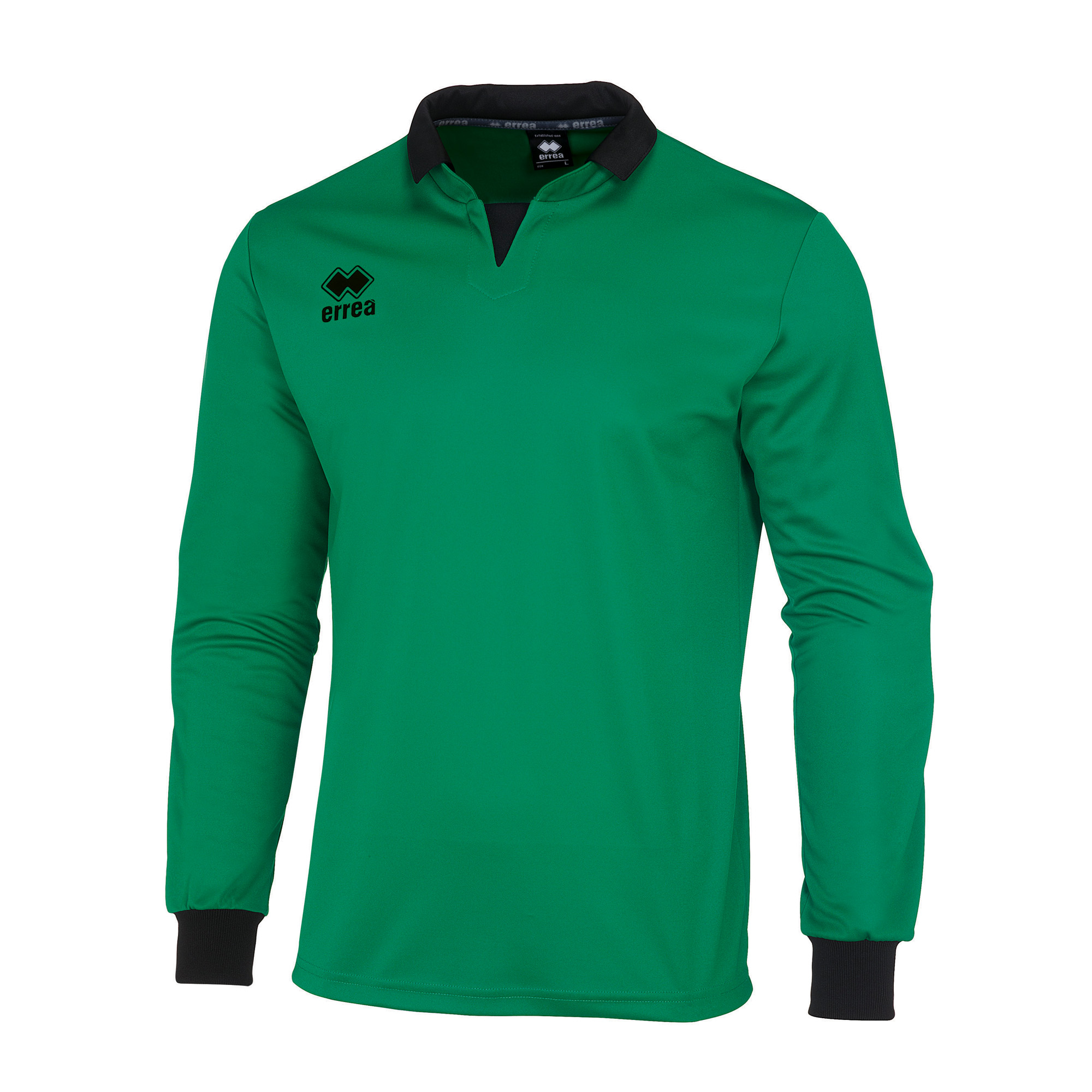 Errea Eloy Goalkeeper Shirt L/S Junior Green