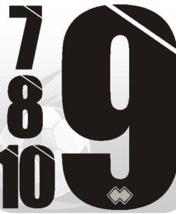 Klein nummer