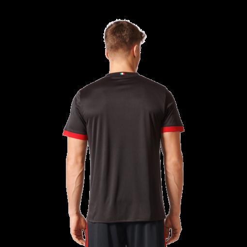 adidas AC Milan 3rd Shirt 2017-2018 achterkant