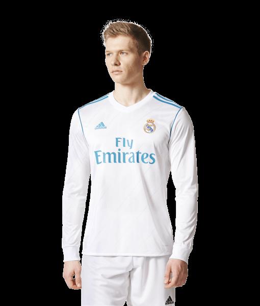 Thuisshirt van Real Madrid 2017 -2018