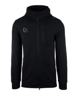 Robey Off Pitch Jacket Black