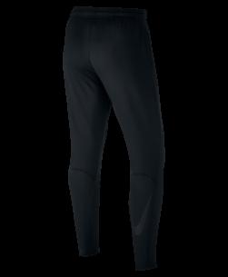 De Nike Dry Squad Trainingsbroek Black is gemaakt met elastisch, zweetafvoerend materiaal en heeft een toelopende pasvorm die met je meebeweegt zonder je in de weg te zitten.