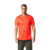 adidas Tango Football Shirt Semi Solar Orange Black