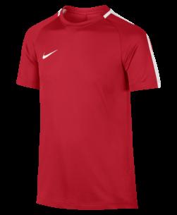 Het Nike Dry Academy Kids Trainingsshirt is gemaakt met licht, zweetafvoerend materiaal om je comfortabel te houden.