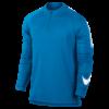 De Nike Dry Squad Drill Trainingstrui is gemaakt met zweetafvoerend stretchmateriaal en heeft raglanmouwen, zodat je droog en comfortabel blijft en je vrij kunt bewegen op het veld.