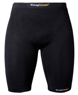 Knap'man Zoned Compression Short - 25% Compressie