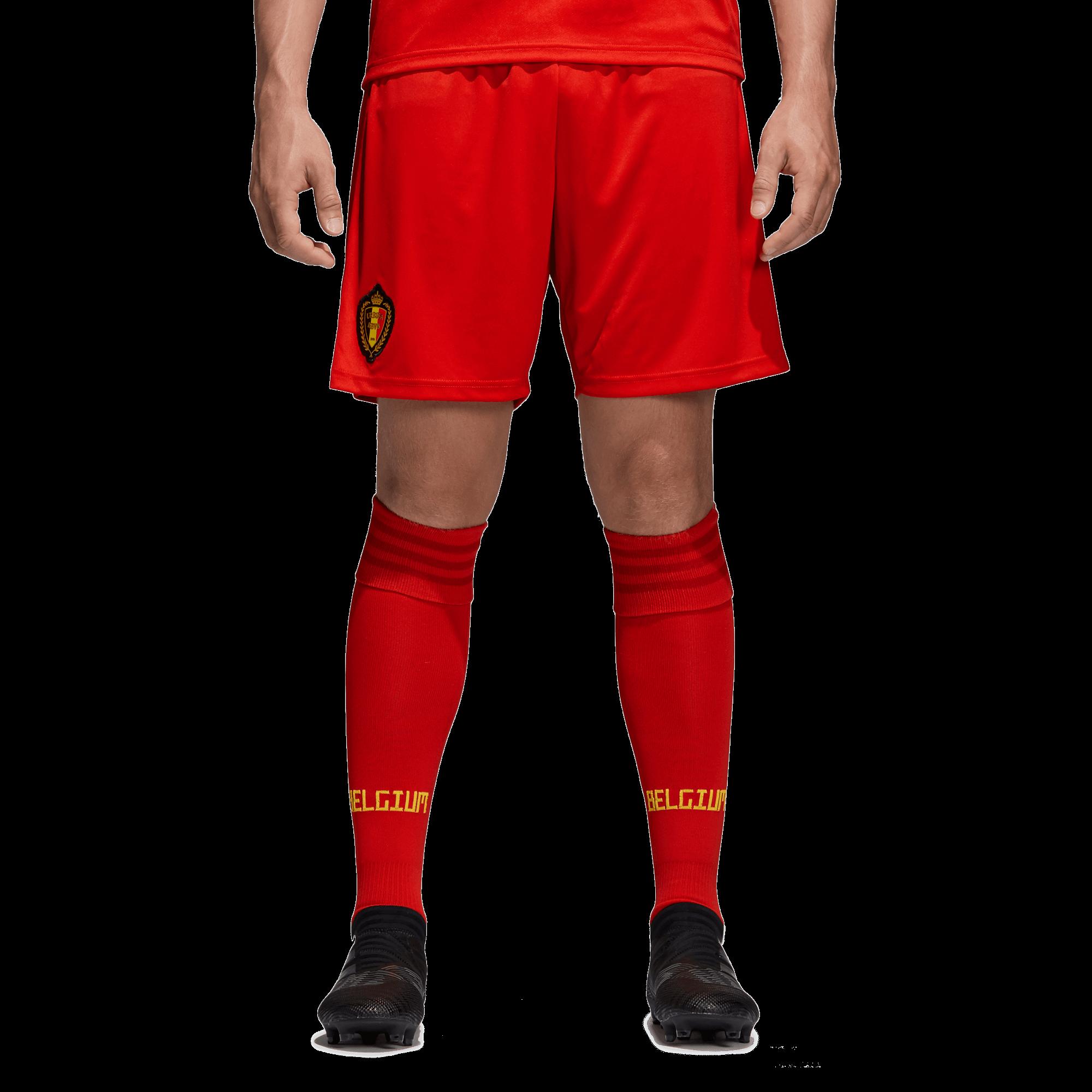 adidas België Thuisbroekje WK2018