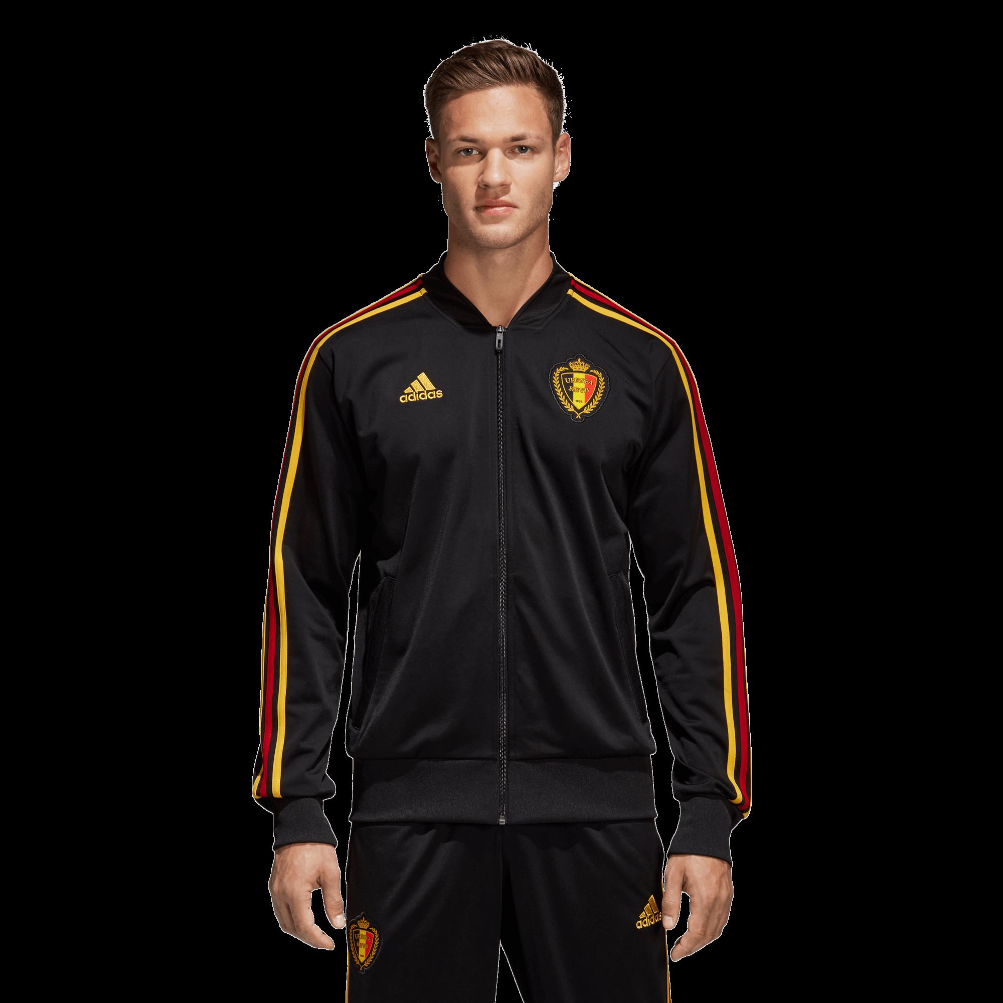 adidas België Trainingsjack WK 2018