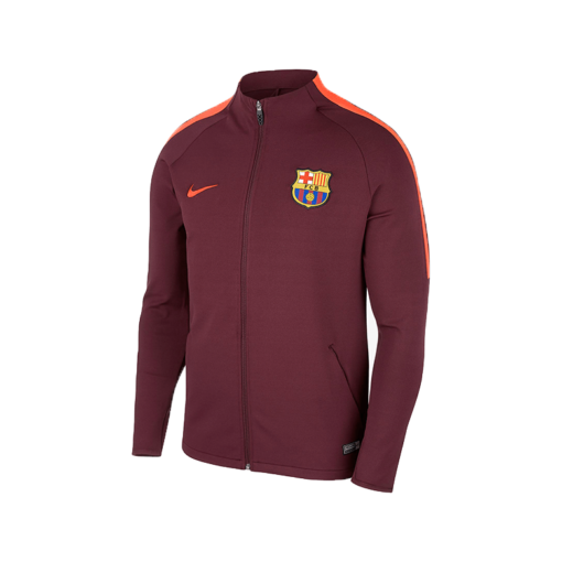Nike FC Barcelona Dry Strike Trainingsjack 2017-2018