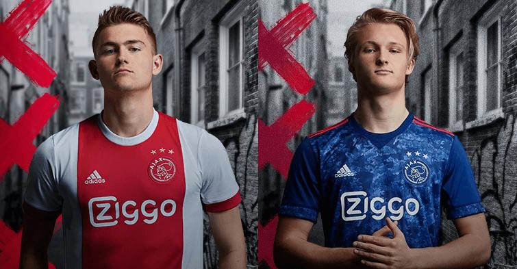 de Ajax fanshop met Ajax kleding