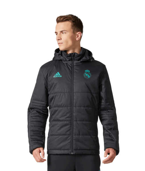 Winterjas van Adidas en Real Madrid