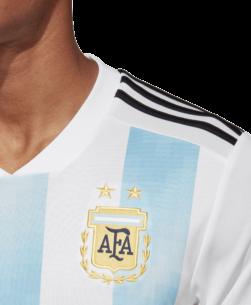 adidas Argentinie Thuisshirt WK2018 detail