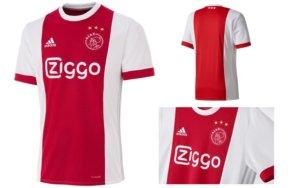Het Ajax thuisshirt