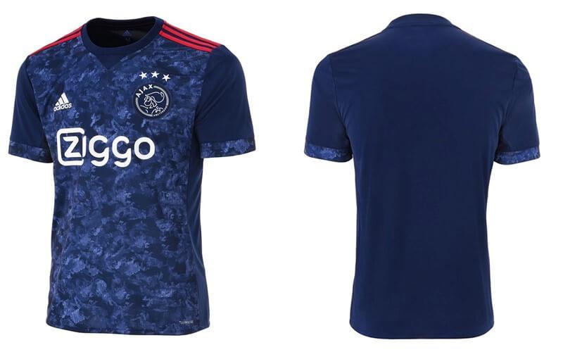 Het Ajax uitshirt
