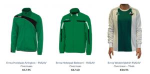 Footballshop.nl - clubshops en teamkleding amateurverenigingen