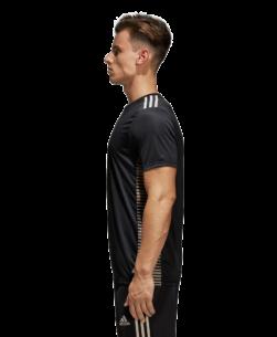 adidas Tango Climate t-shirt zijkant