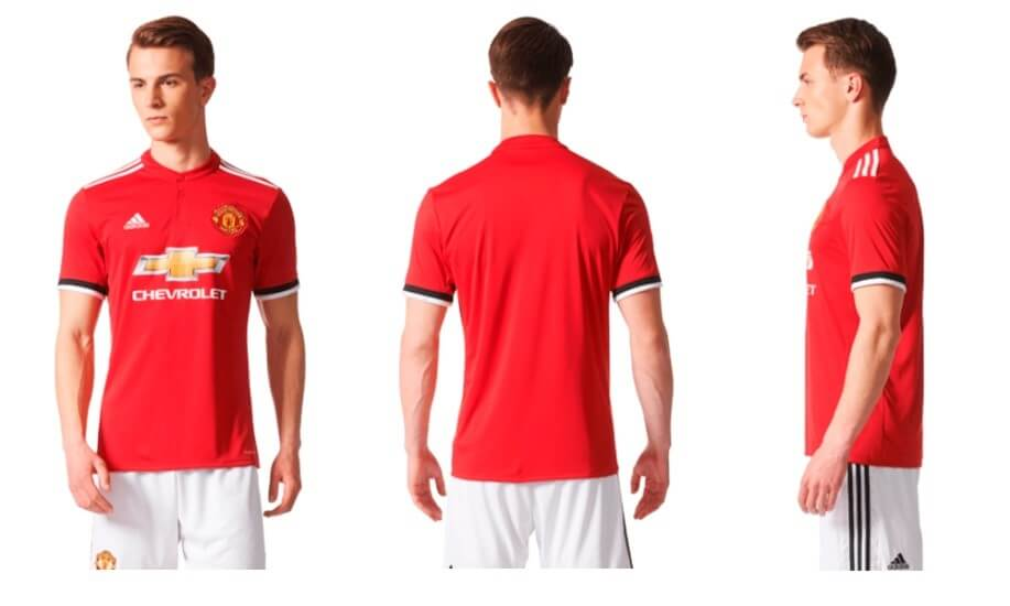 Een Manchester United shirt