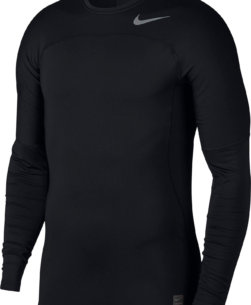 Nike Thermoshirt Pro Hyper Warm Top voorkant