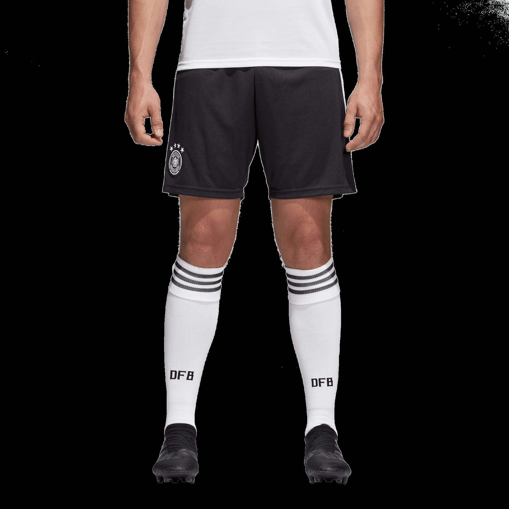adidas Duitsland Thuisbroekje WK2018 Voorkant