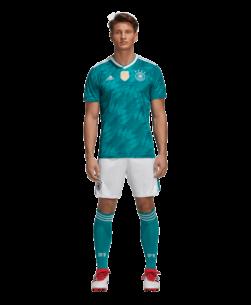 adidas Duitsland Uitshirt WK2018