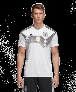 adidas Duitsland Thuisshirt WK2018 Voorkant
