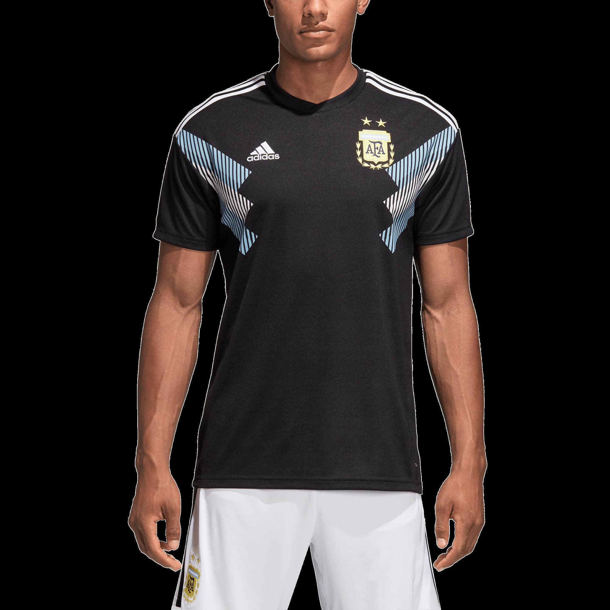 5bd92b6d94884 adidas Argentinie Uitshirt WK2018 - Footballshop.nl