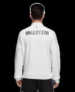 adidas Argentinie Presentatiejack WK2018 Achterkant