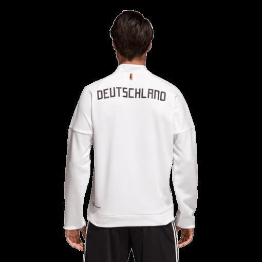 adidas Duitsland Presentatiejack WK2018 achterkant