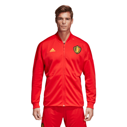 adidas Belgie Presentatiejack WK2018 Voorkant
