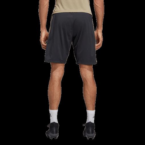 adidas Ajax Trainingsbroekje 2018-2019 Black Carbon Raw Gold achterkant