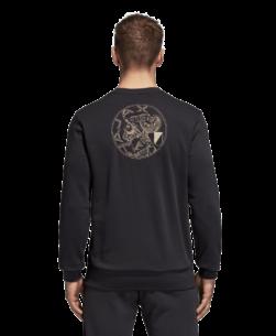 adidas Ajax Oud Logo Sweater 2018-2019 achterkant