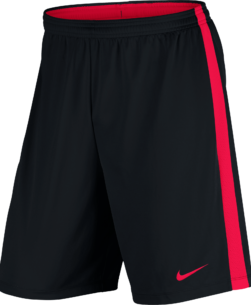 Nike Dry Academy Trainingsbroekje Black Siren Red
