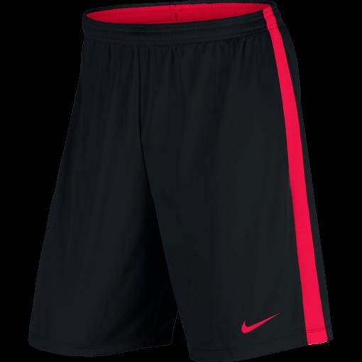 Nike Dry Academy Trainingsbroekje Black Siren Red