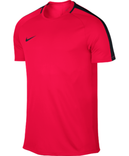 Nike Dry Academy Trainingsshirt Siren Red Black
