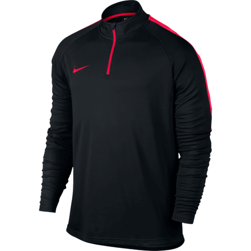 Nike Dry Academy Drill Trainingstrui Black Siren Red
