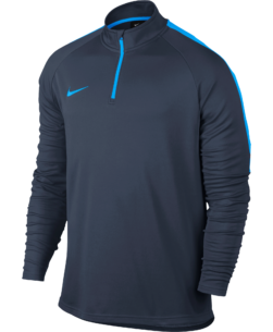Nike Dry Academy Drill Trainingstrui Navy
