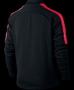 Nike Dry Academy Drill Trainingstrui Kids Black Siren Red