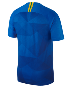 Nike Brazilië Uitshirt WK2018 achterkant