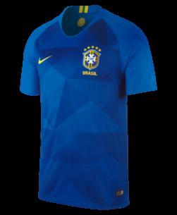 Nike Brazilië Uitshirt WK2018