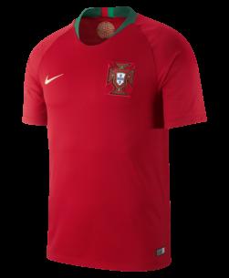 Nike Portugal Thuisshirt WK2018