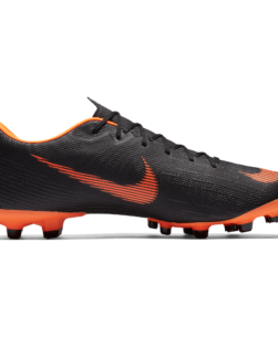 Nike Mercurial Vapor XII Academy MG Black White Total Orange