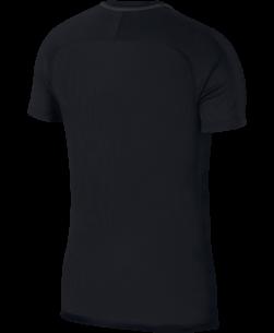 Nike Dri-FIT Academy Voetbalshirt Black achterkant