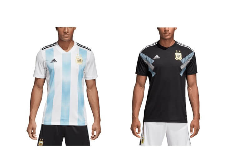Replica voetbalshirt Argentinie